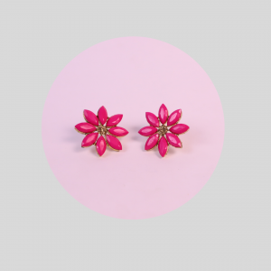Flower Fashion Earrings