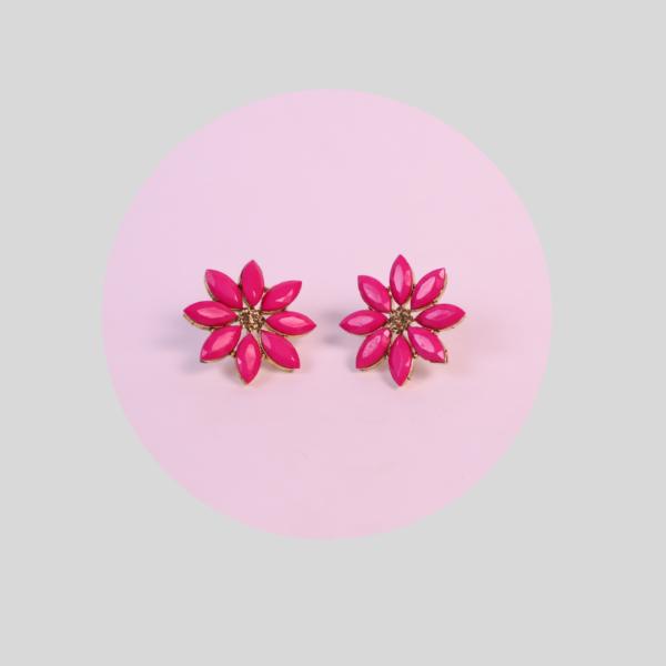 Flower Fashion Earrings