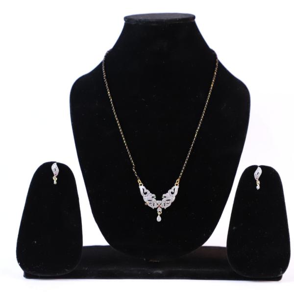 American Diamond Mangalsutra